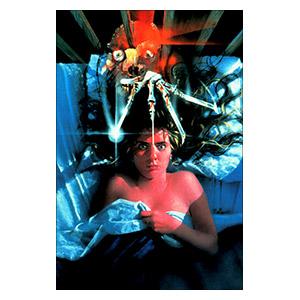 Nightmare on Elm Street. Размер: 20 х 30 см